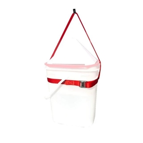 Hanging Strap for Bucket Feeders and Waterers