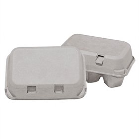 Plastic 6-Egg Goose Egg Carton, 25 pack (see size options)
