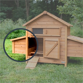 Add-On Nest Box for Bungalow Chicken Coop