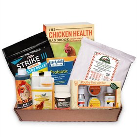 Chicken Health Sampler Bundle