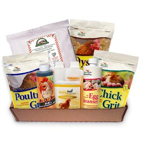 Chicken Keepers' Essentials Bundle