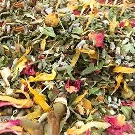 Organic Coop Confetti with Flowers & Herbs, 6 oz.