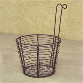 Wire Mesh Egg Collection Basket