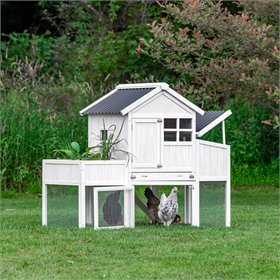 Herb Garden Chicken Coop (up to 4 chickens)