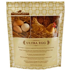 Omega Ultra Egg Fatty Acid Supplement, 4.5 pounds