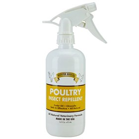 Rooster Booster Poultry Insect Repellent, 16 oz.