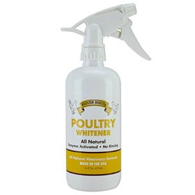 Rooster Booster Poultry Feather Whitener, 16 oz.