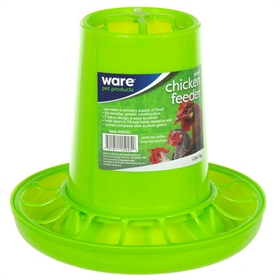 Small Poultry Feeder, 2lb capacity