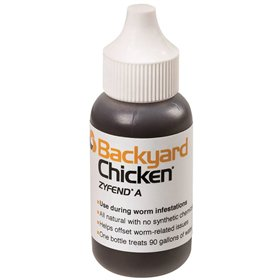 Zyfend A Chicken Dewormer, 30ml