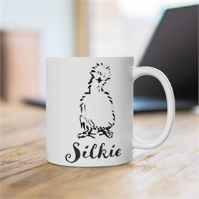 Silkie Chicken Mug