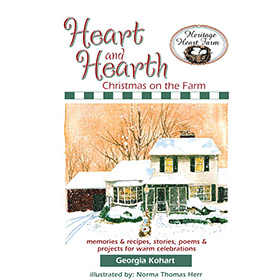 Heart and the Hearth: Christmas on the Farm