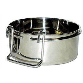 Stainless Steel Cage Cup, 10 oz