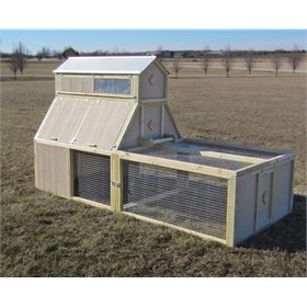 The Emily Chicken Coop (for 6-8 chickens)