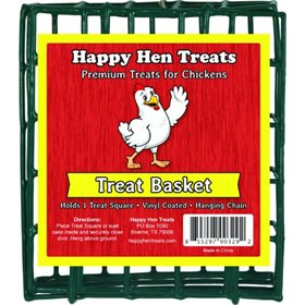 Happy Hen Treats - Treat Square Basket