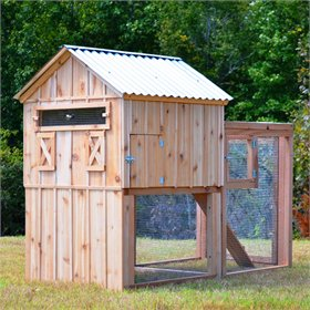 The Holland Chicken Coop (up to 6 chickens)