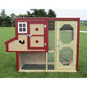 The Sidekick Chicken Coop (up to 6 chickens)