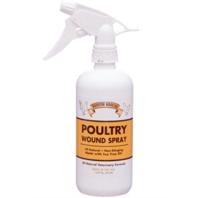 Poultry Wound Spray, 16 oz