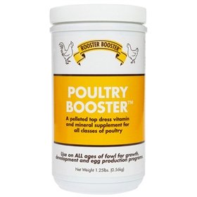 Rooster Booster Poultry Booster, 1.25 lbs