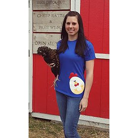 My Pet Chicken t-shirt